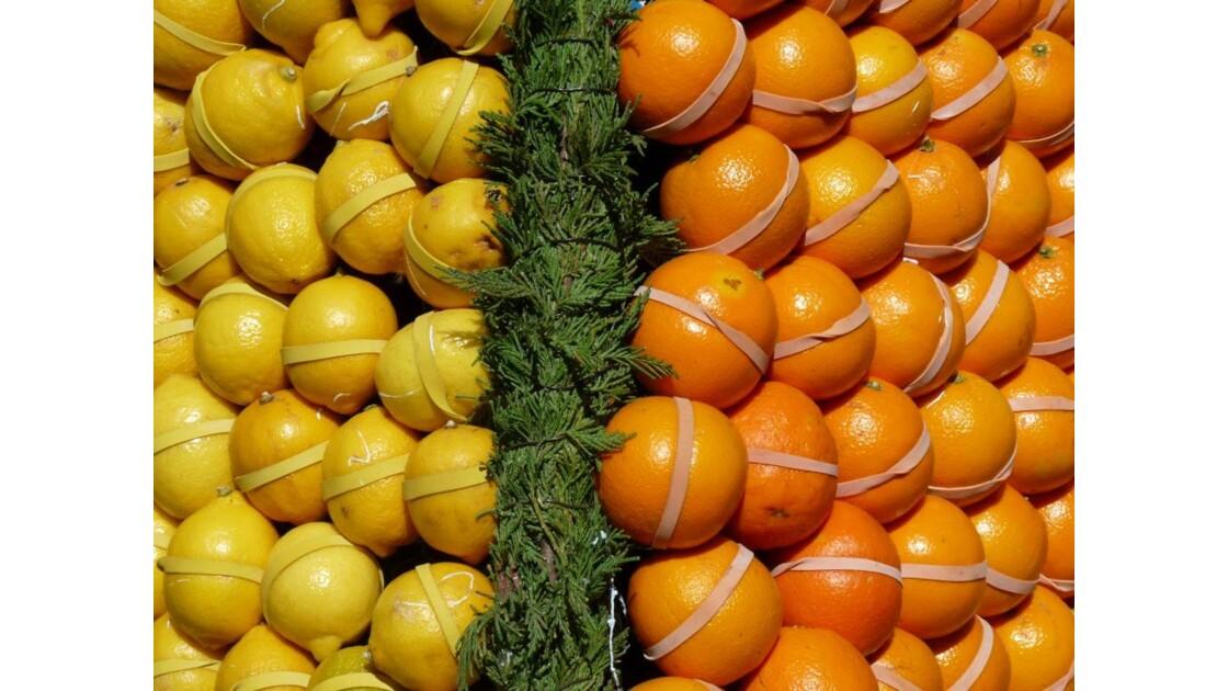 Fête des citrons a Menton
