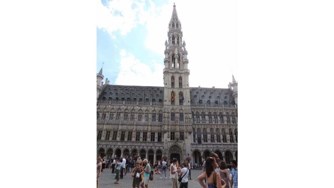 Hôtel de ville Bruxelle gd place