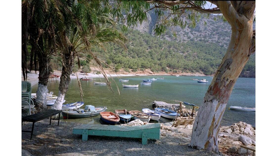 Samos Mourtia Bay 1