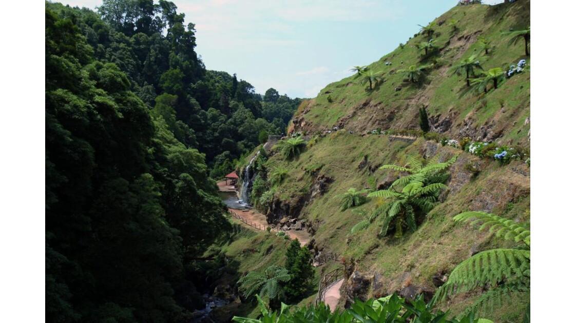Açores São  Miguel Achada