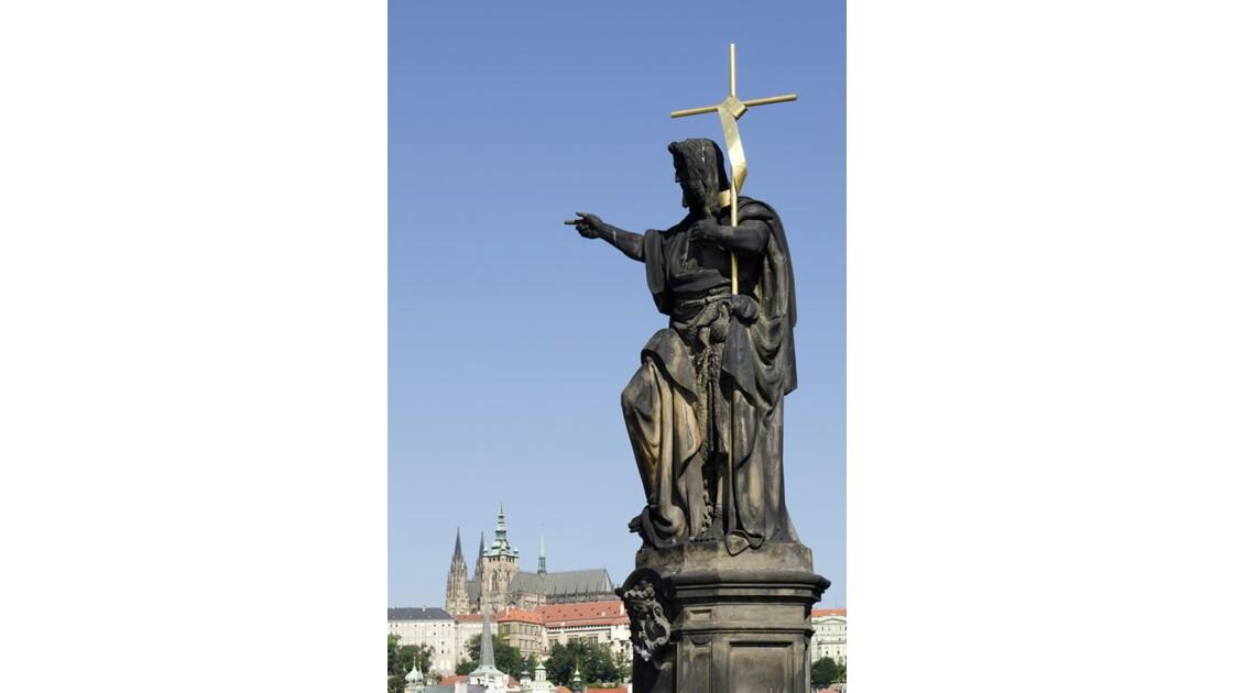 St Jean par Jana Krtitel (Pont Charle)