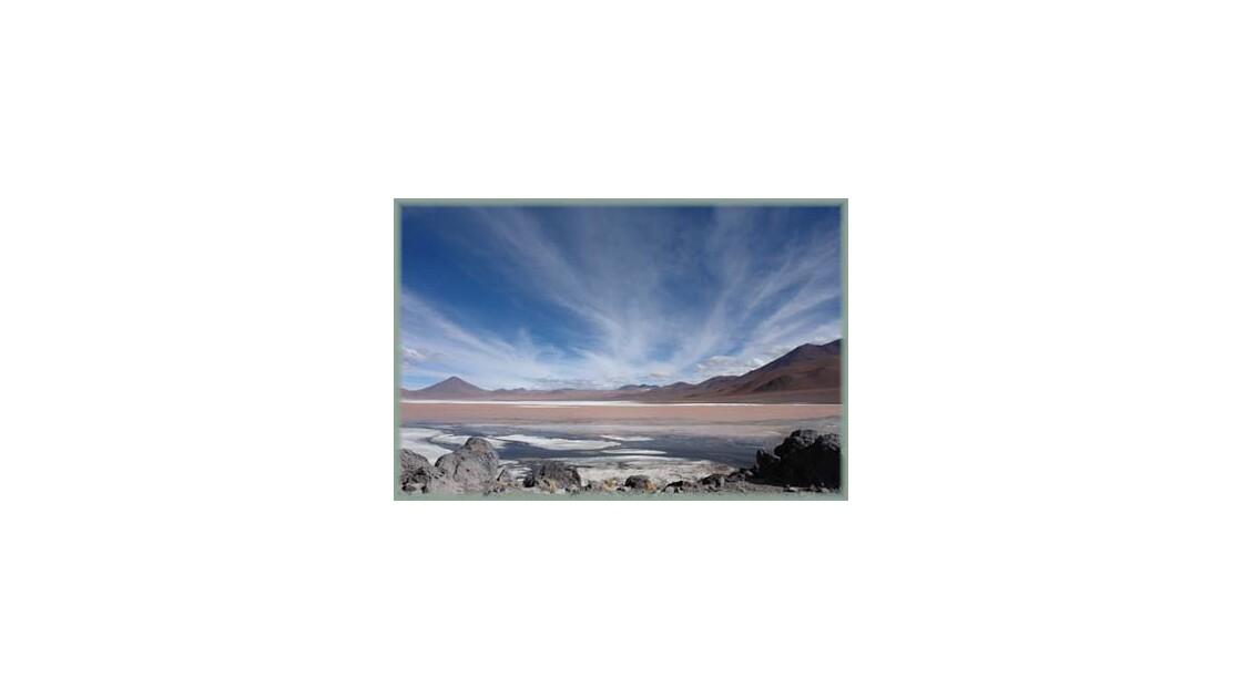 Bolivie Sud Lipez - Andes