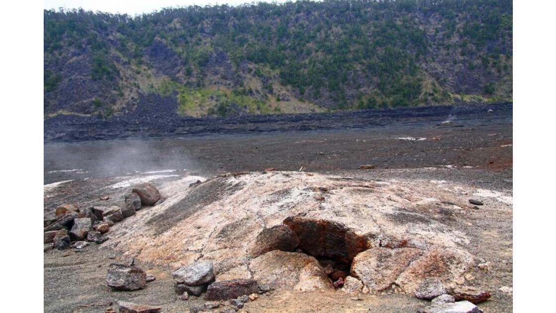 Fumerolles du Kilauea