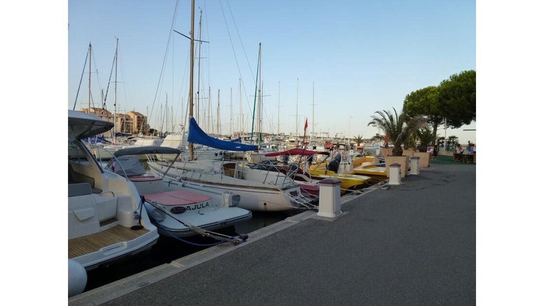 Fréjus - Port