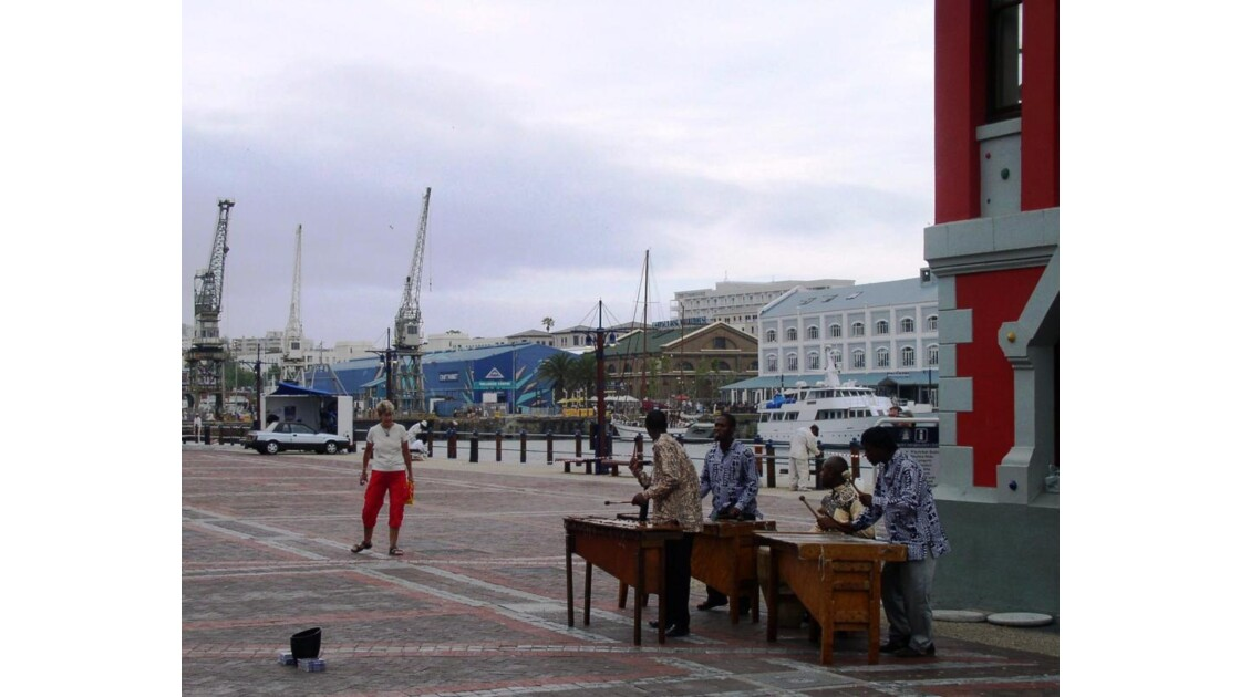 à la Waterfront, Captown