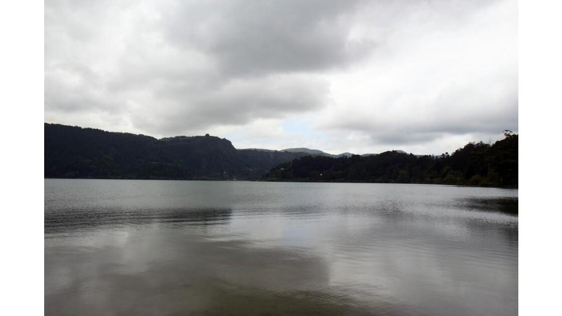 Açores Saõ  Miguel Furnas lac