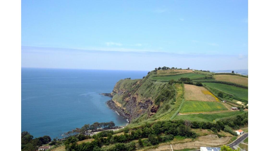 Açores Saõ  Miguel  Lagoa do Fogo