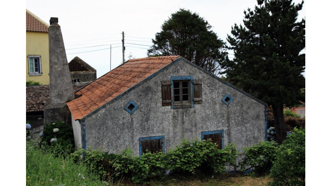 Açores Saõ Miguel  Pico Vermeilho (nord