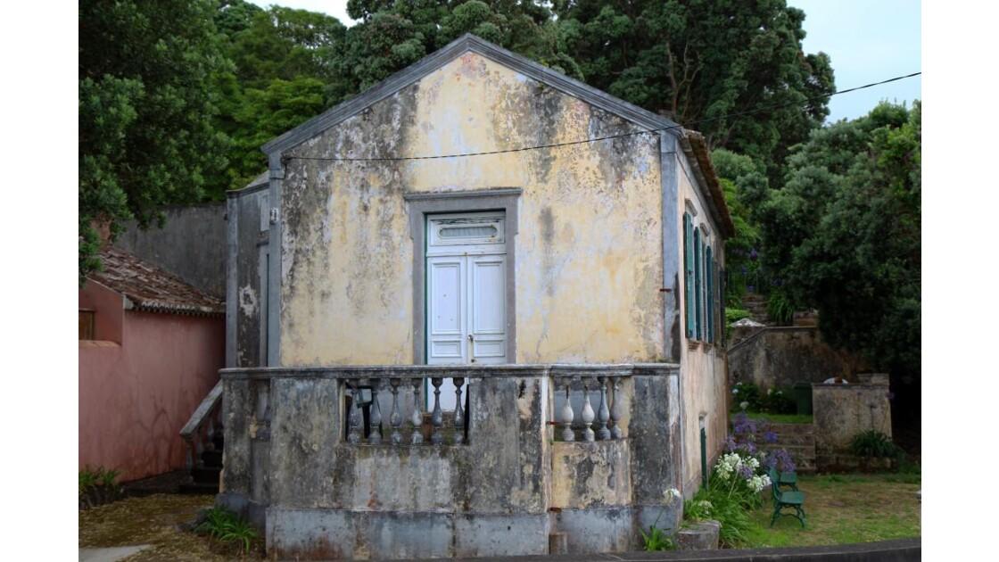 Açores Saõ Miguel Pico Vermeilho (nord)