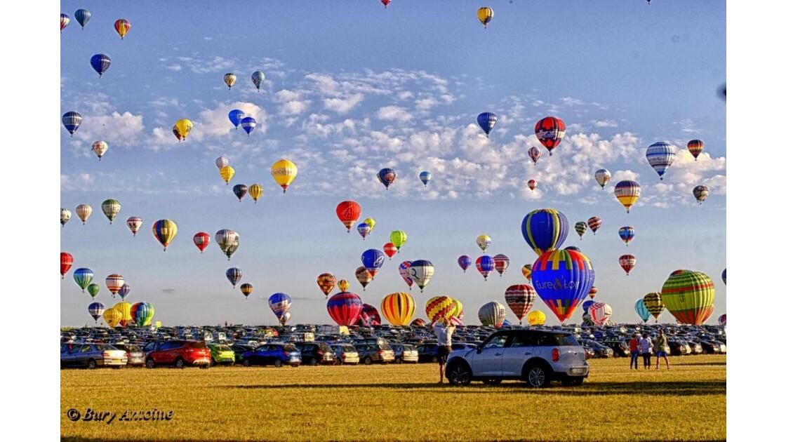 CHAMBLEY Lorraine Mondial Air Ballons