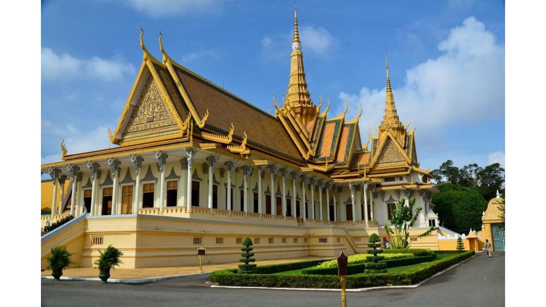 Phnom Penh : le palais royal 02