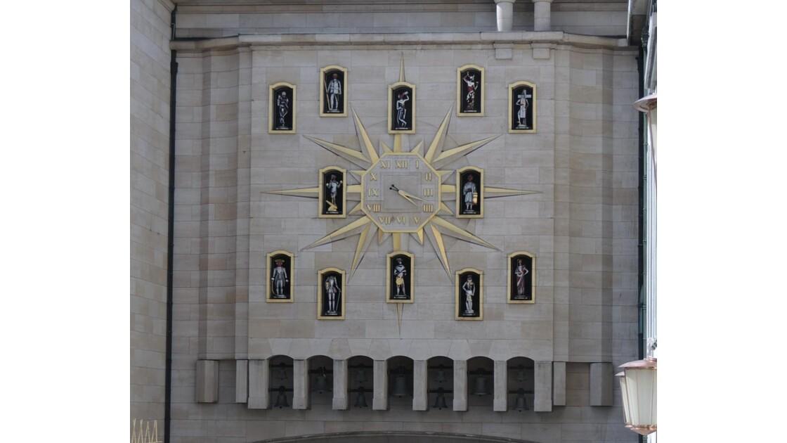 Le carillon du Mont des Arts Bruxelles