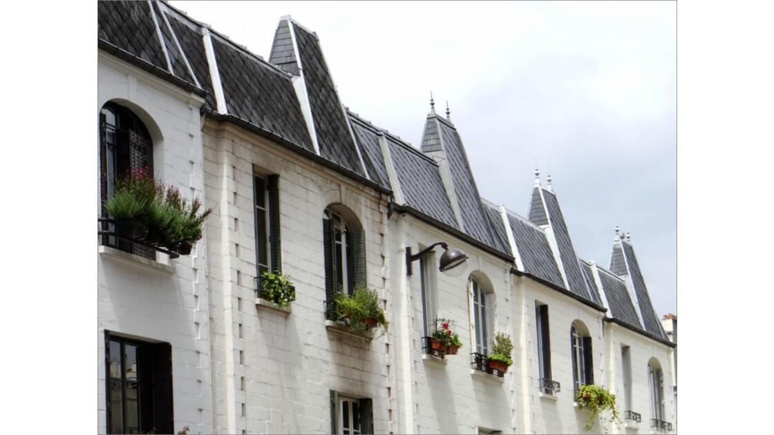 Paris 14ème Rue Santos Dumont