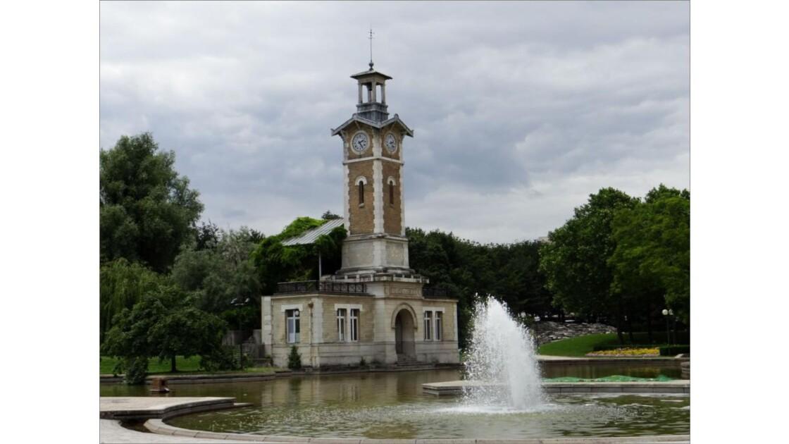 Parc Georges  Brassens l' Ancienne Crié