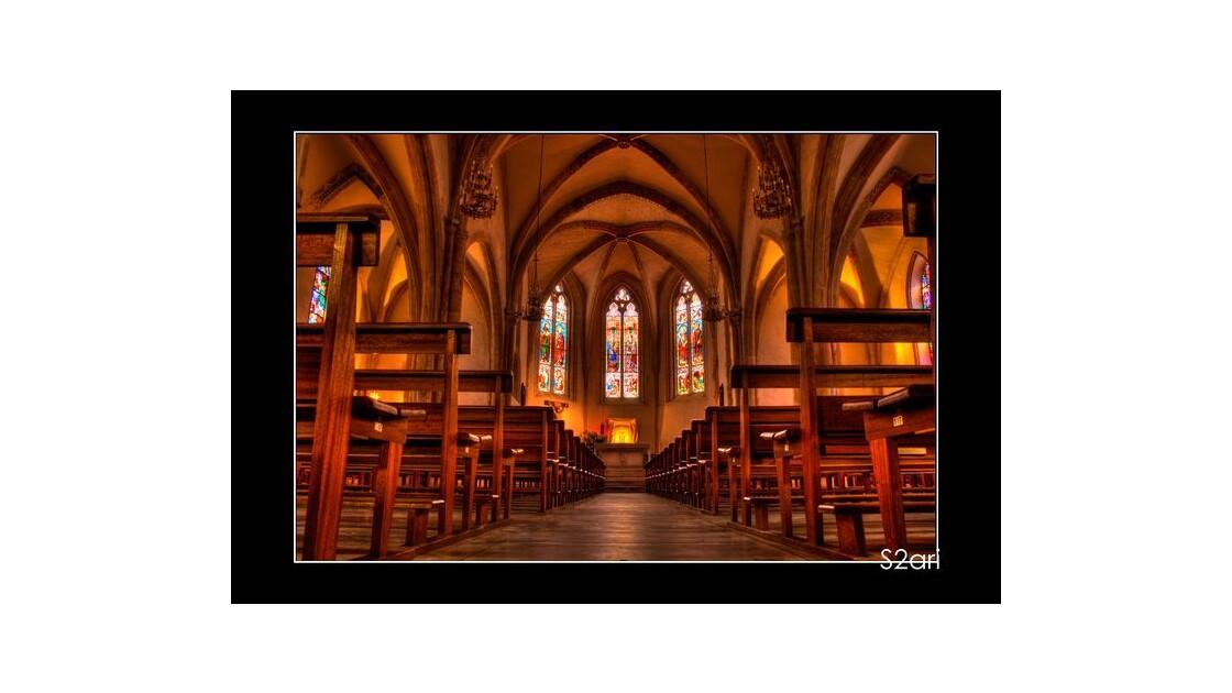 Paroisse Notre-Dame du Rocher - Biarritz