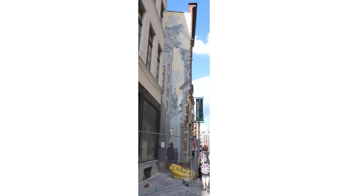 Bande dessiné  à Bruxelles