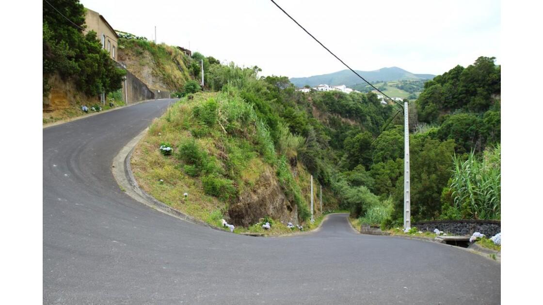 Açores Saõ Miguel Ribeira Chã (sud)