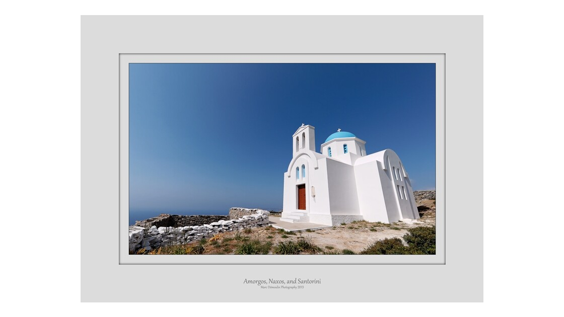 Amorgos, Naxos, et Santorin 98