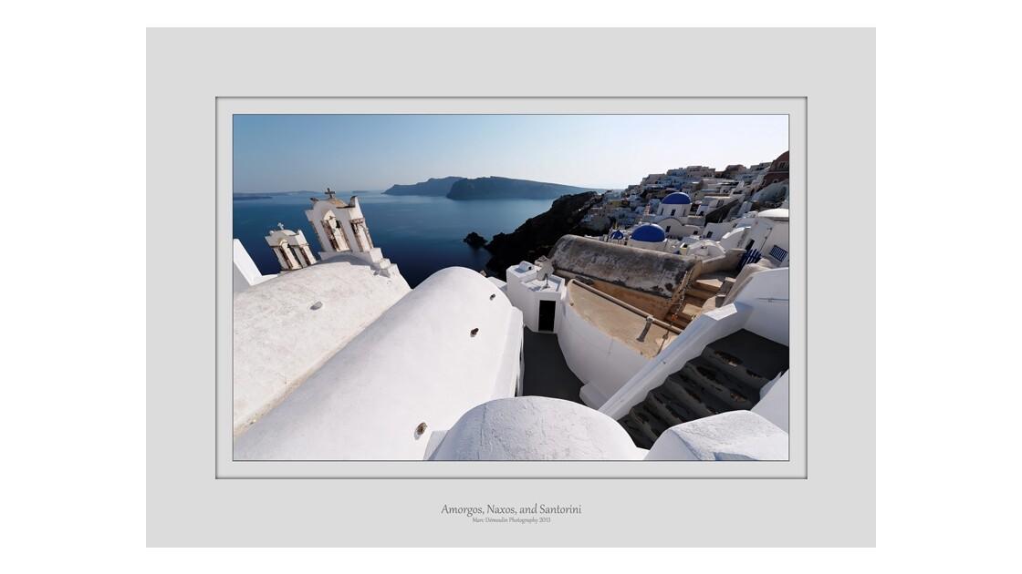 Amorgos, Naxos, et Santorin 100