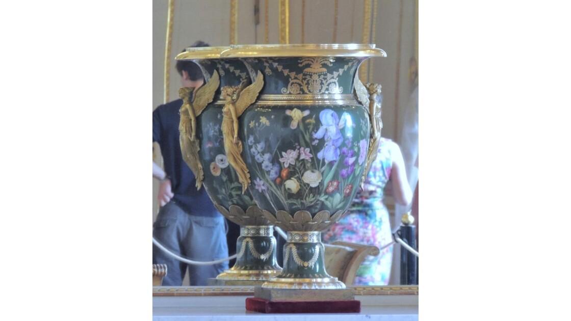 Bruxelles Vase palais royal