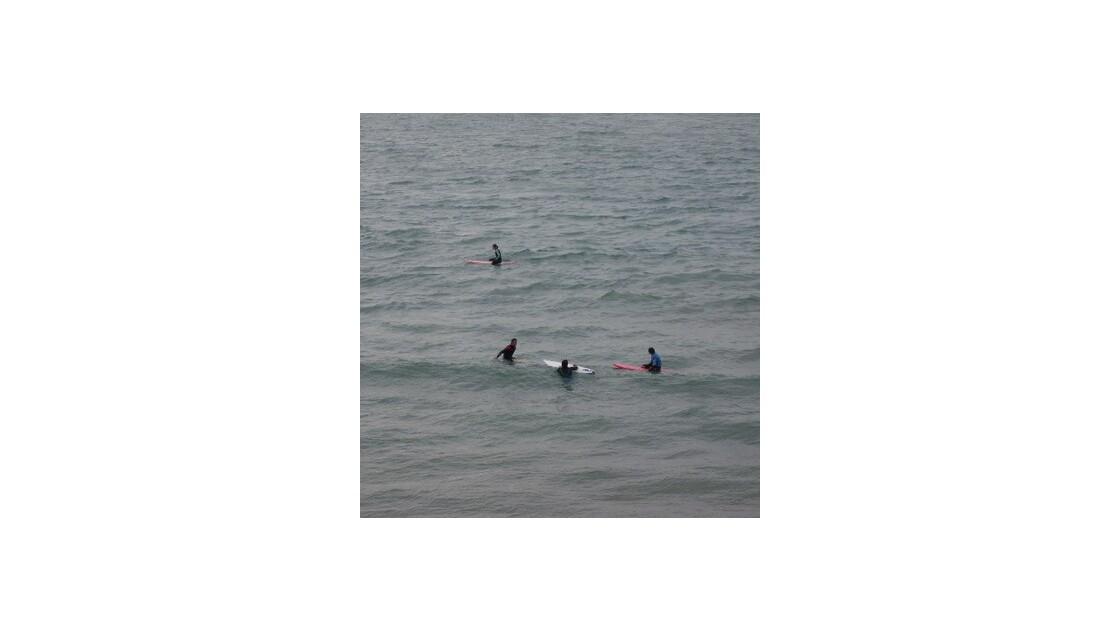 Pas de vagues