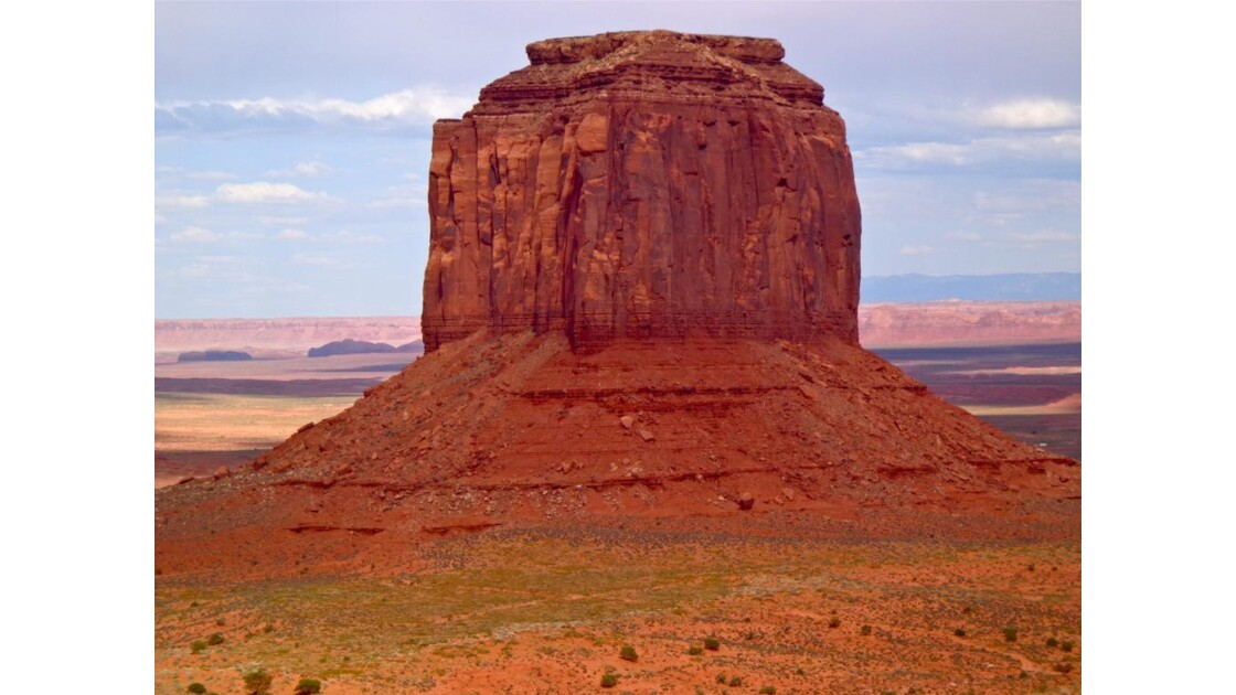 Monument Valley: Merrick Butte