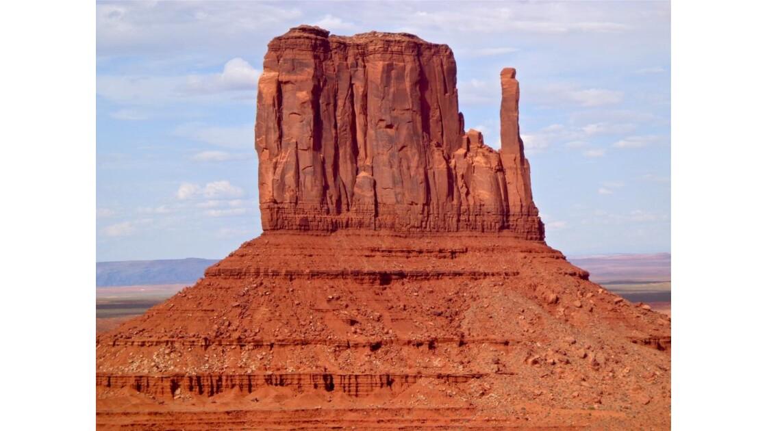 Monument Valley: West Mitten Butte