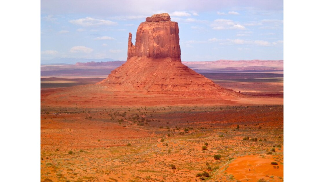 Monument Valley: East Mitten Butte