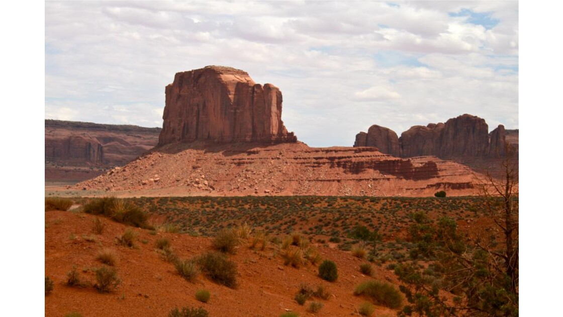 Monument Valley: Elephant Butte