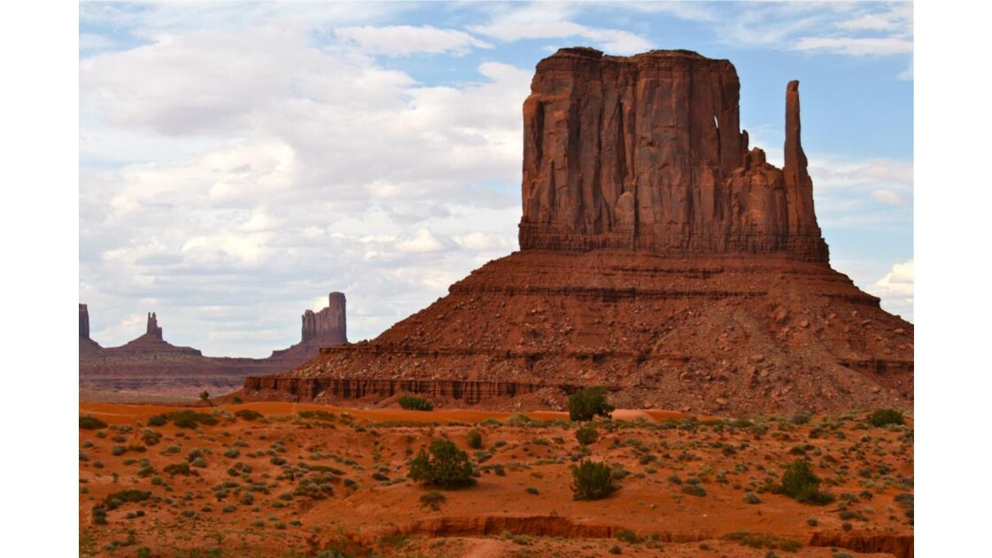 Monument Valley: West Mitten Butte