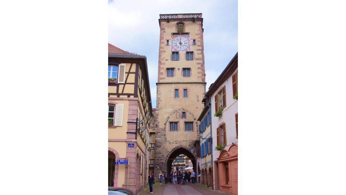tour de ribeauvillé - Alsace