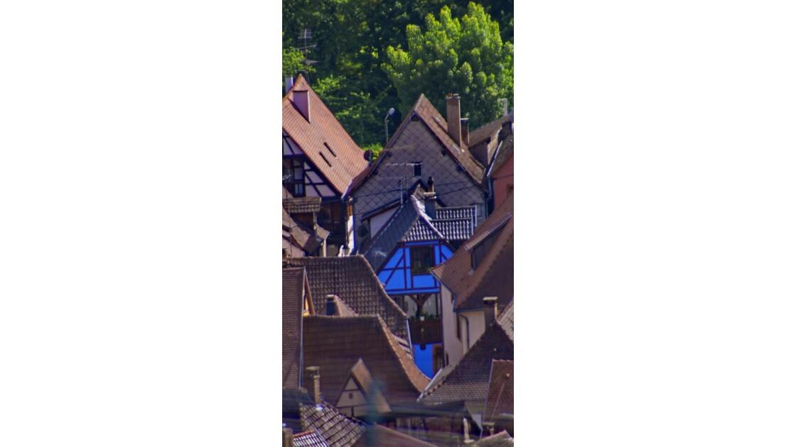 maison de ribeauville - Alsace