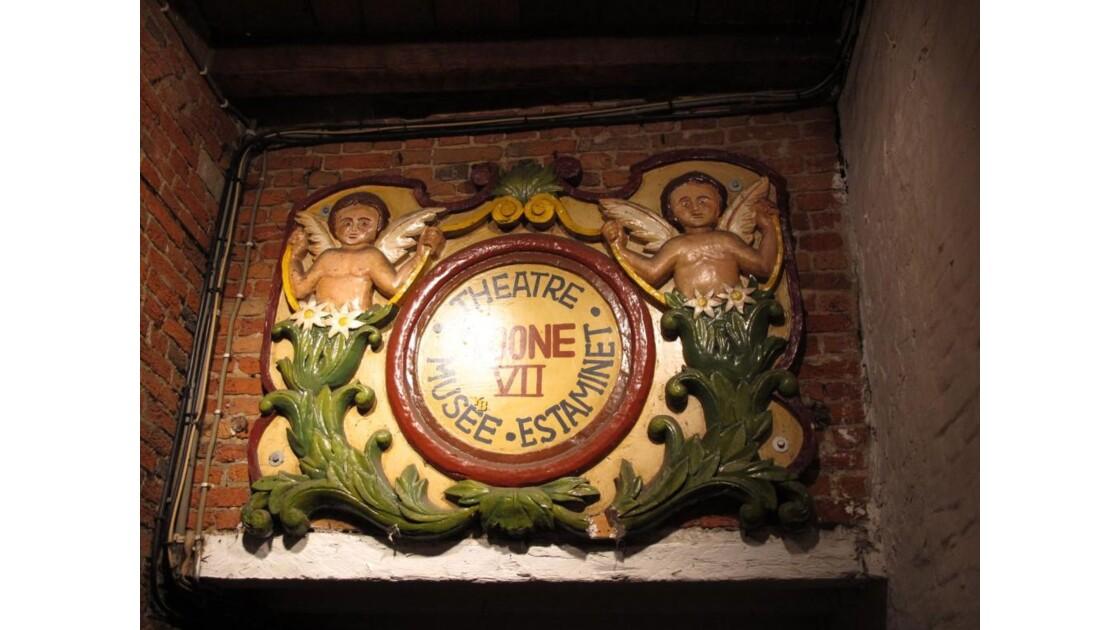 Café Théatre de marionnettes