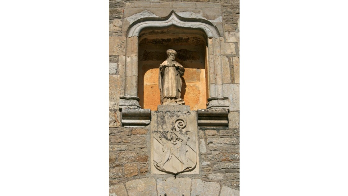 Armoiries de l'abbaye de Fontenay