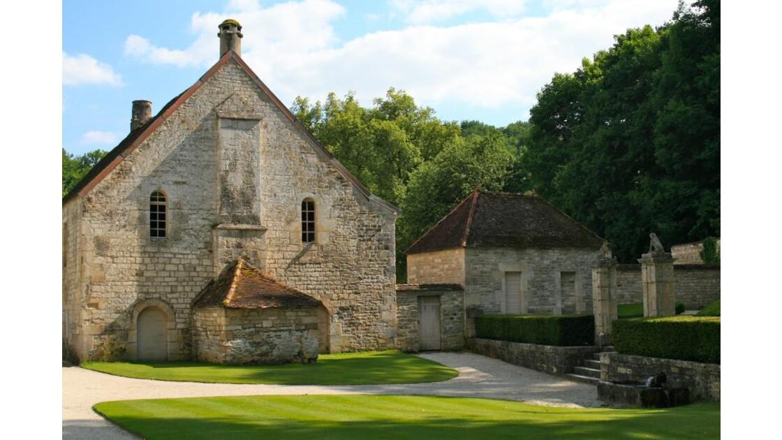 Abbaye de Fontenay: la boulangerie