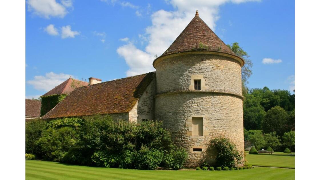 Abbaye de Fontenay: le pigeonnier