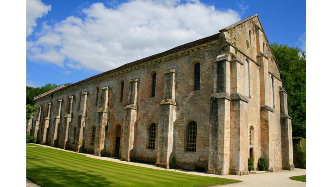 Abbaye de Fontenay: la forge