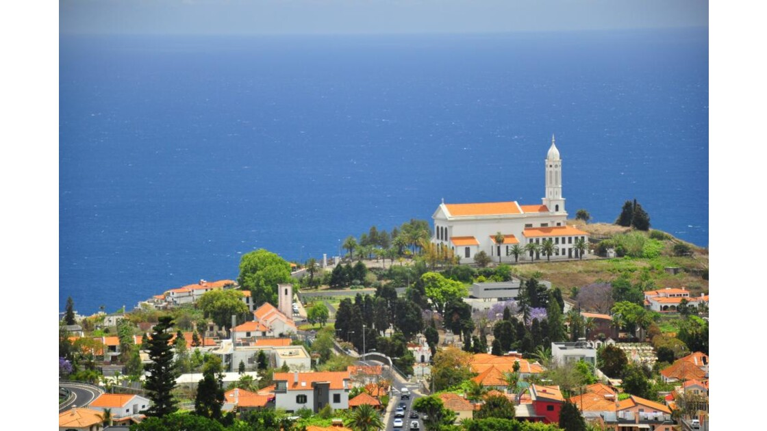 environs de Funchal
