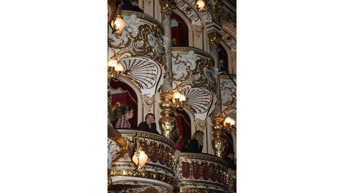 Praha Opera Niches
