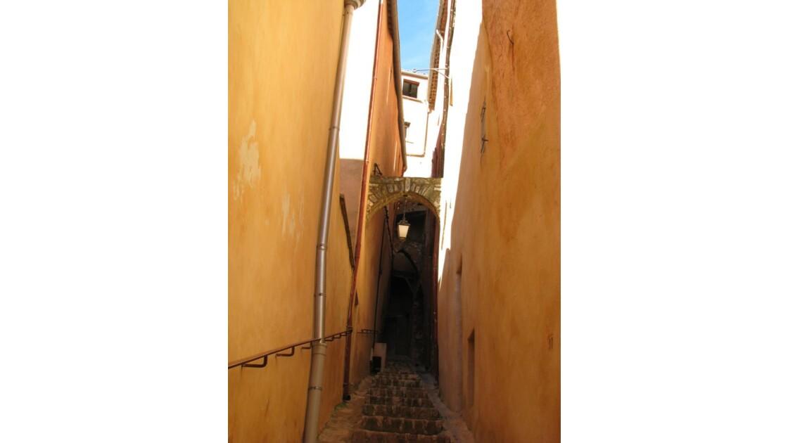 Roussillon: croisement difficile !