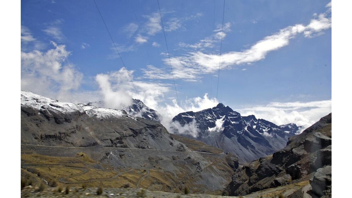 26-66 Les Yungas (près  de La Paz)