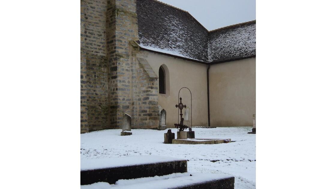 Eglise St Etienne (détail1)
