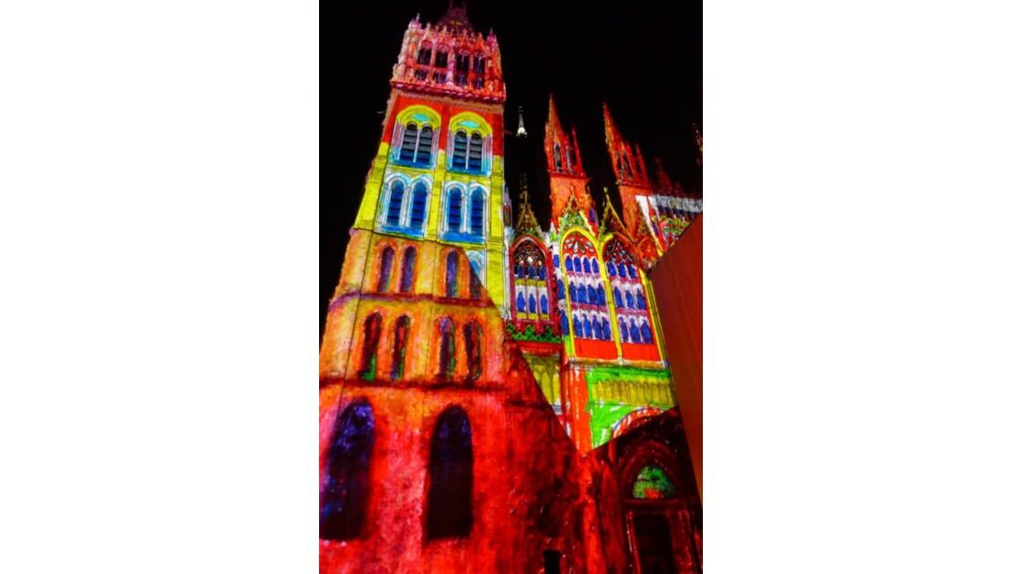 Cathédrale de lumière LV