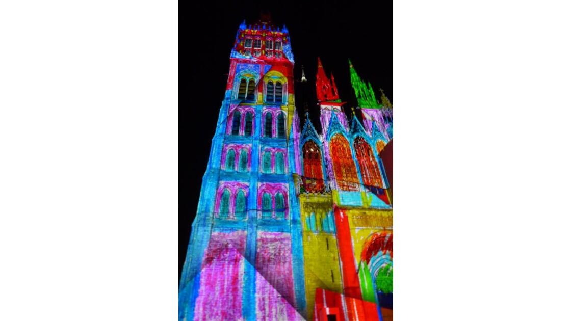 Cathédrale de lumière LVII