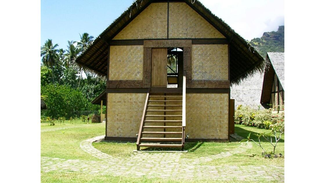Maison du JOUIR Atuona