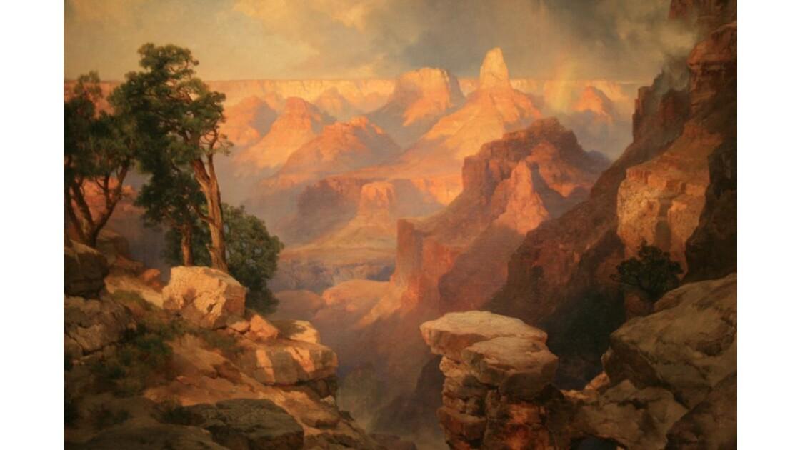 Grand Canyon par Thomas Moran (1912)