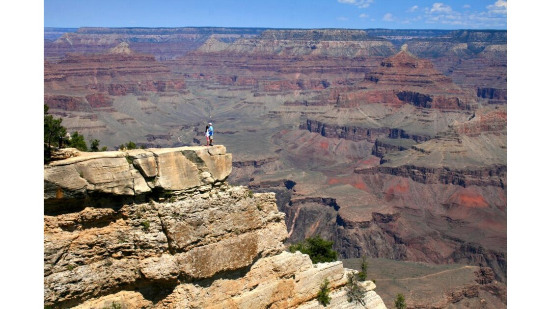 South Rim / Mather Point