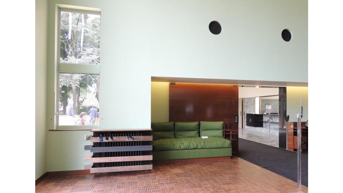 Salon Villa Cavrois