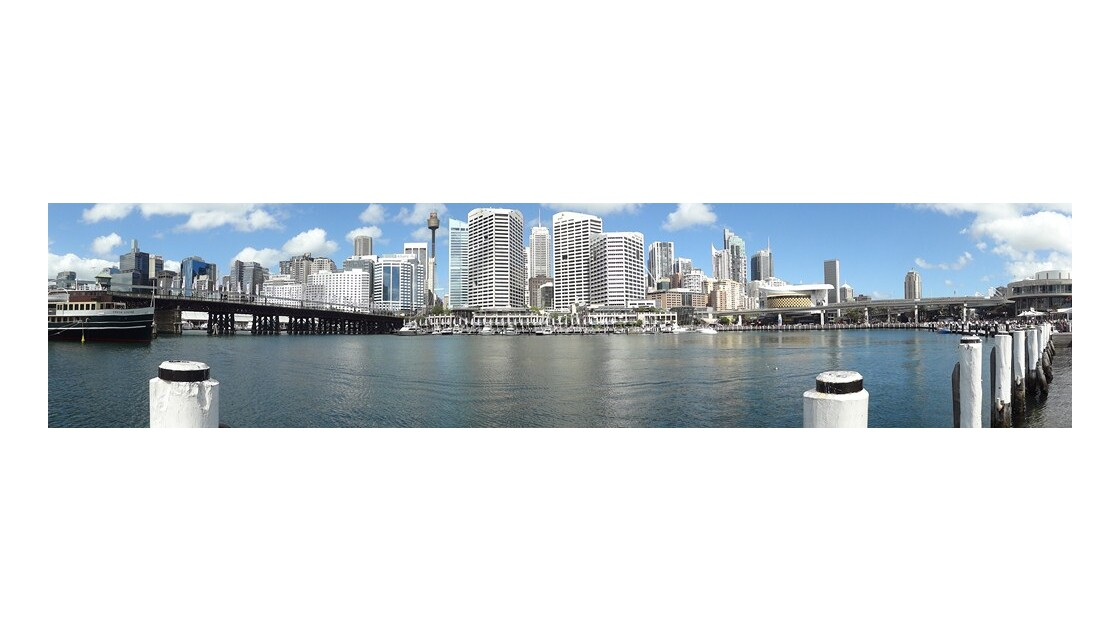 Australie Sydney Vue du port