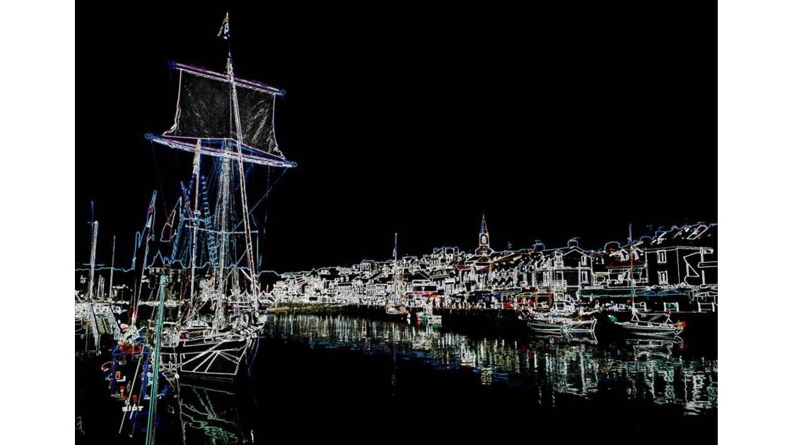 Pornic ... le vieux port